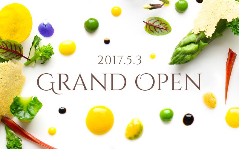 cucina NORD IBARAKI グランドオープン!