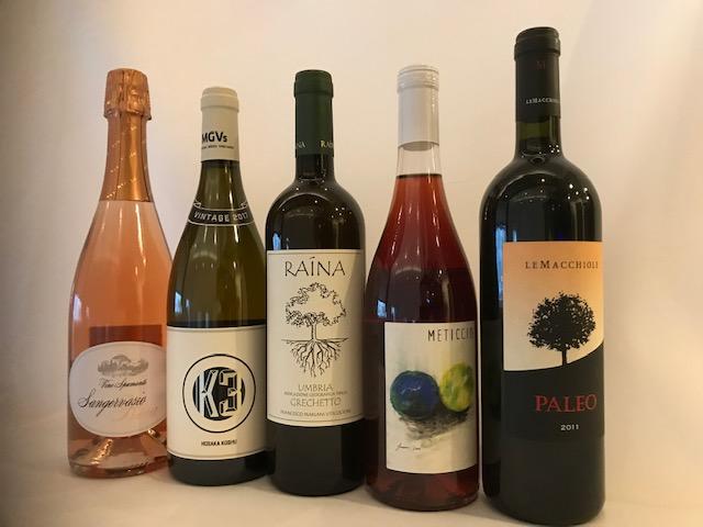 ノルドが贈る春のワイン会 ワインのご紹介