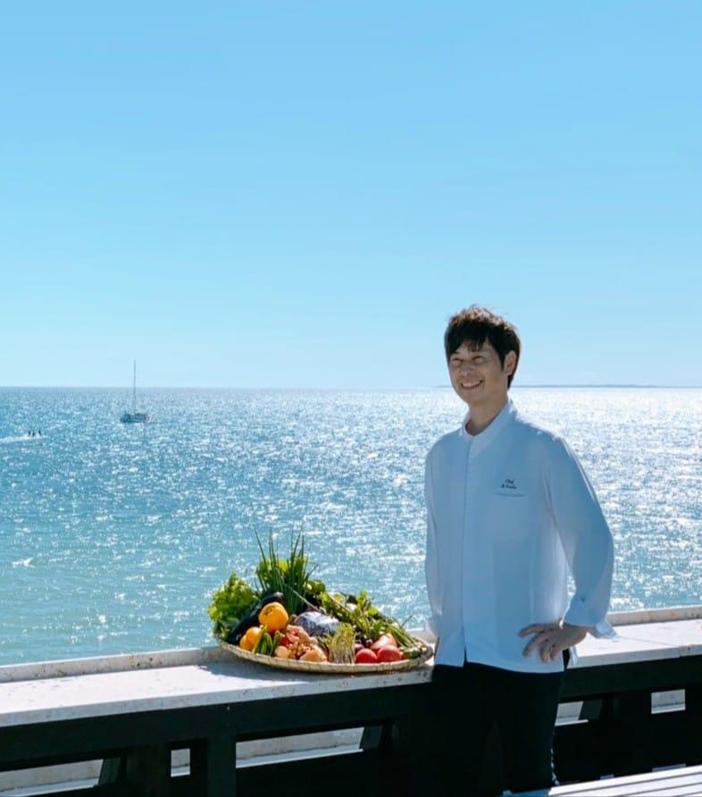 令和元年8月21日神保シェフ賞味会「夏の盛夏」開催のご案内
