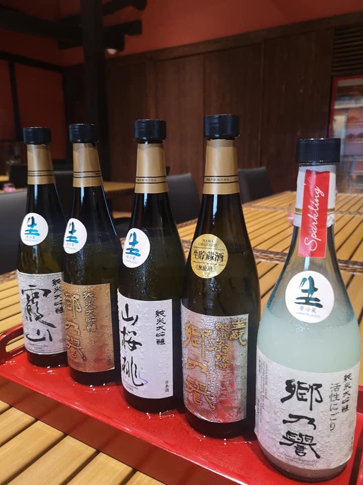 ノルド 日本酒ペアリングの会
